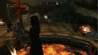 Mortal Kombat In Skyrim