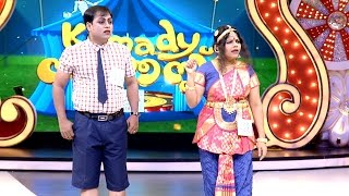 Komady Circus I Sudheer & Rashmi - Njaninmmel Kali I Mazhavil Manorama