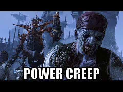 DLC Power Creep in Total War Warhammer 2