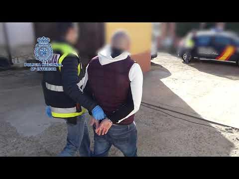 Detenidas en Valladolid once personas y desarticulada una red de explotación laboral