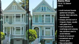 When And Why Styles Changed: Victorian & Edwardian Residential Architecture In San Francisco