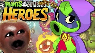 Midget Apple Plays   Plants Vs Zombies: Heroes