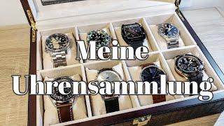 Meine Uhrensammlung || Hommage Uhren & Mehr || Stand 2020