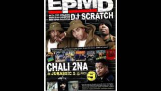 Rare Freestyle EPMD and Charlie 2na
