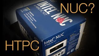 Intel NUC - a viable budget friendly 4K capable HTPC from intel