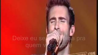 maroon 5 let's stay together live traduzido