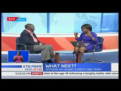 What Next? Division as Uhuru Kenyatta starts 2nd term