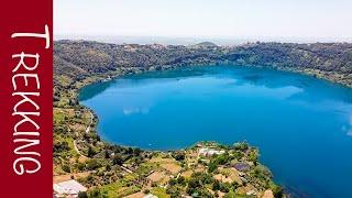 trekking Nemi ed il suo lago