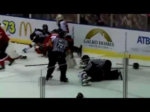 David Quenneville vs Jordy Bellerive