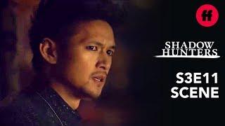 Shadowhunters Season 3, Episode 11 | Magnus Feels Vulnerable | Freeform
