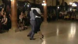 CANYENGUE (Tango Canyengue) - ROXINA Villegas & ADRIAN Griffero (MOCCA)