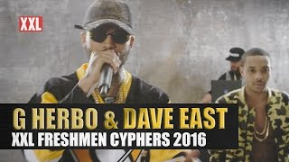 G Herbo & Dave Easts 2016 XXL Freshmen Cypher