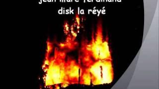 """Video thumbnail of """"jean marc ferdinand - disk la réyé"""""""