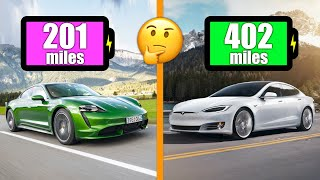 Tesla's Secrets To Dominating EV Range - Double Porsche?!