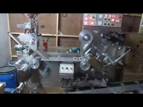 PVC-ALU Blister Packing Machine