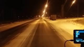"""Рейс Омск- Минск Ч2""""Урал"""""""