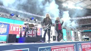 DEF LEPPARD – NFL Pre-Game - Official Performance Video