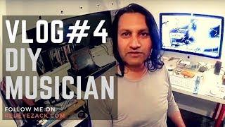 Vlog #4 - DIY Musician