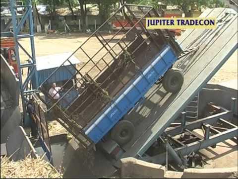 Hydraulic Trolley Tippler