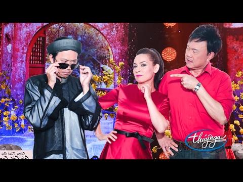 Hình ảnh Youtube -  Hài Kịch Thầy Bói Mù Tái Xuất Giang Hồ - Hoài Linh, Chí Tài, Phi Nhung PBN 121