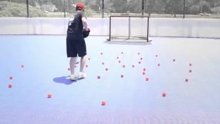 McKenzee ball stick handling