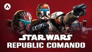 The History of Star Wars: Republic Commando