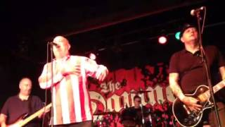 Angelic upstarts Never ad nothin North shore Sunderland 24.4.15 never ad nothing