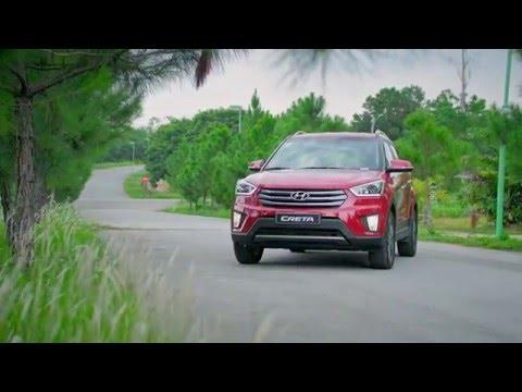 Hyundai Creta - Sống Tiện Nghi, Đi Bứt Phá