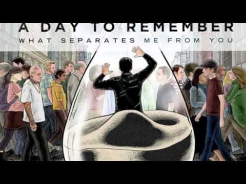 Sticks & Bricks Lyrics – A Day To Remember
