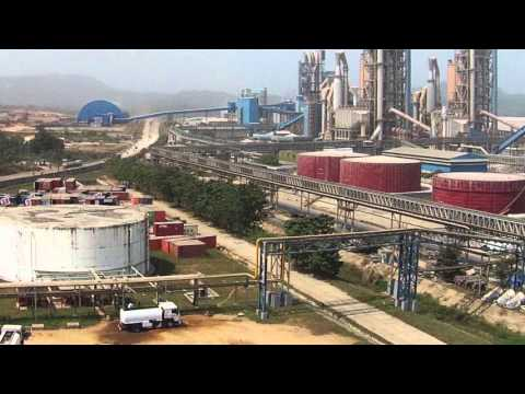 Powering Dangote: How GE powers Africa's largest cement plant