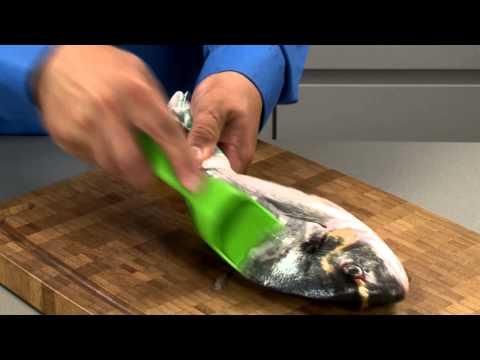 Уред за почистване на риба Tescoma Prestо