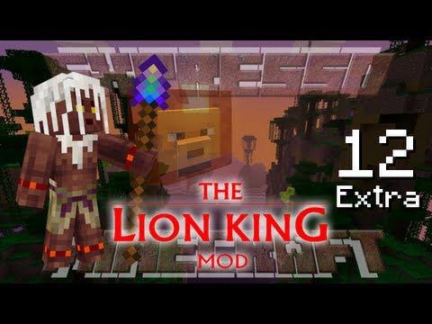 lion king mod minecraft