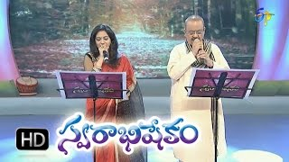 Elaaga Vachchi Song - SP. Balasubrahmanyam,Sunitha Performance In ETV Swarabhishekam - 18th Oct 2015