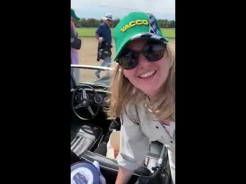 Rallye d'Aumale, avec Timothy et Audrey