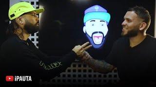 Backstage: Yoi Carrera con Maiky Backstage