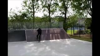 preview picture of video 'Zgorzelec/Goerlitz Bmx edit 2012'