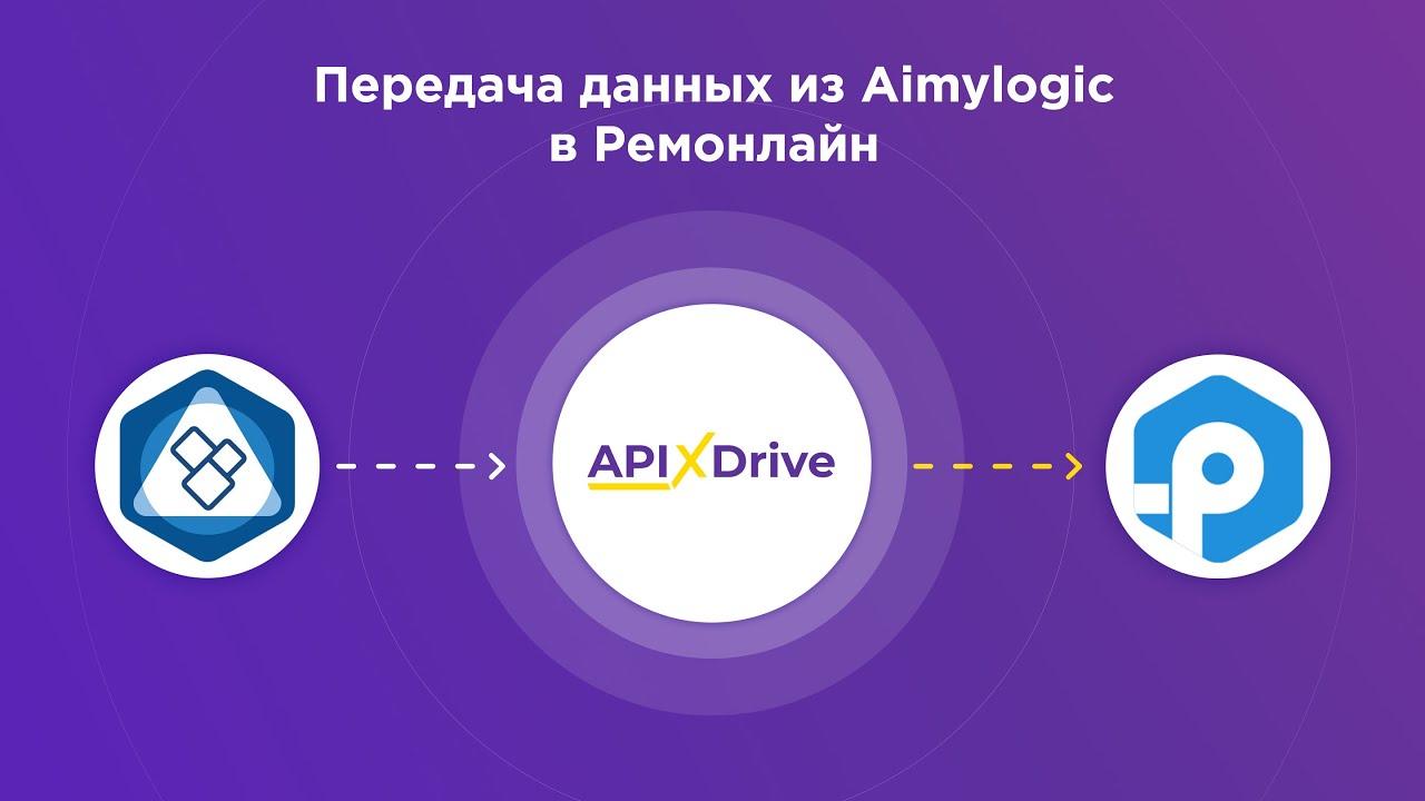 Как настроить выгрузку данных из Aimylogic в Remonline?
