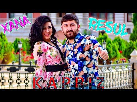 Resul Abbasov ft. Xana - Kapriz (Meyxana) (Official Music Video) (2019) mp3 yukle - mp3.DINAMIK.az