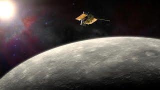 На Меркурий: человечество летит на самую близкую к Солнцу планету