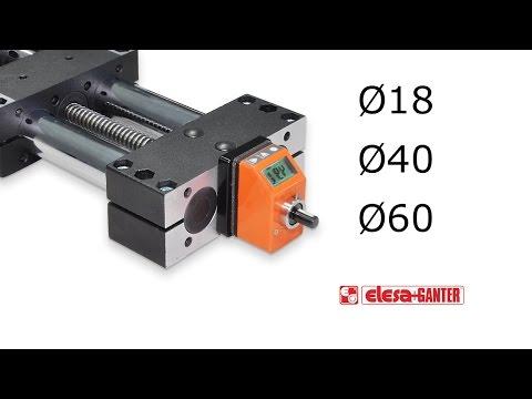 DD50 Mechanical position Indicators