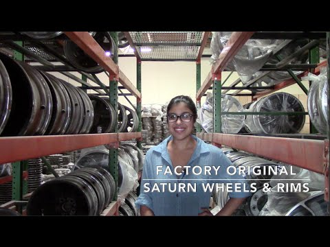 Factory Original Saturn Wheels & Saturn Rims – OriginalWheels.com