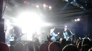 Accept - No Shelter (28.04.2012, Milk Moscow, Moscow, Russia)