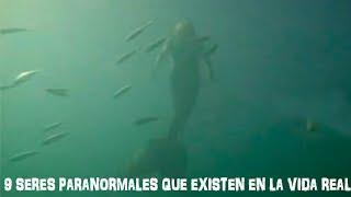 9 Seres Paranormales Que Existen en Realidad
