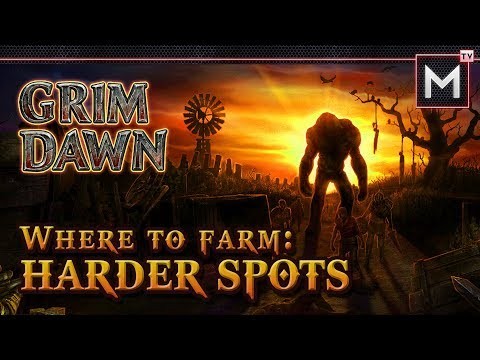 Where To Farm - Forgotten Gods - Grim Dawn