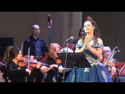Зарубежная музыка 19 века в исполнении Ступинского симфонического оркестра (фрагменты концерта).