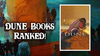 Dune Books Ranked! | What's The Best Dune Book?
