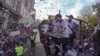 "Dropkick Murphys ""The Boys Are Back"" (The Red Sox Championship Parade Version)"