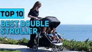 Best Double Stroller in 2021 [Top 10 Best Double Stroller]