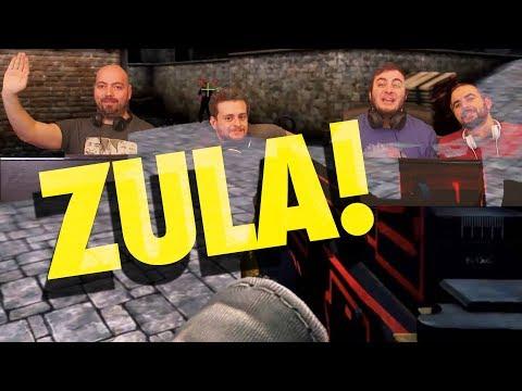 Mediakraft Ekibi ZULA Oynuyor - Yeni Silah: Tommy Gun