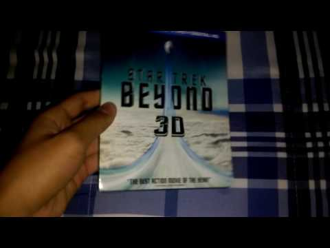 Star Trek Beyond 2016 Blu-ray 3D Review